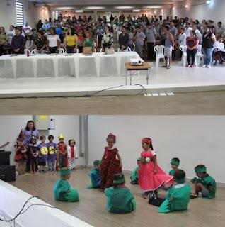 Departamento de Educação realiza I Concurso de Leitura em Miracatu