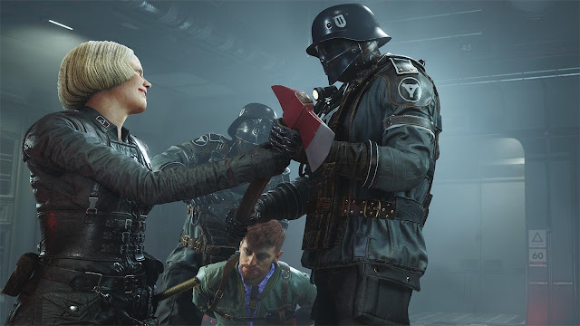 Wolfenstein 2: The New Colossus: PS4 Review