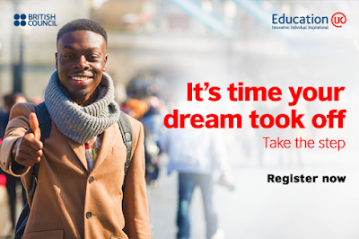 Don't Miss the first Education UK Exhibition in Calabar – Register and Attend!
