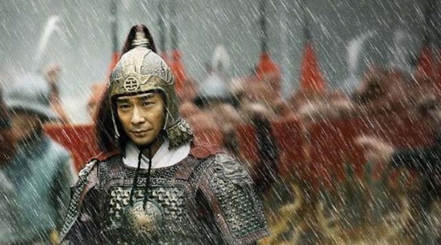 Sinopsis God of War [China] (2017)