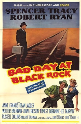 Bad Day at Black Rock Poster