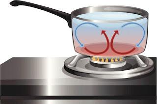 Qué significa convección en un horno eléctrico