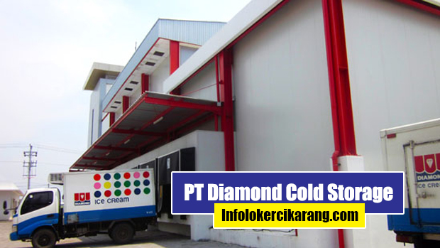 PT. Diamond Cold Storage Cibitung