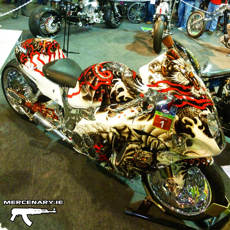 Irish Motorbike and Scooter Show 2015