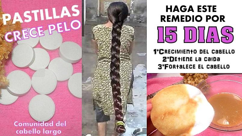 Capsulas para evitar la caida del cabello