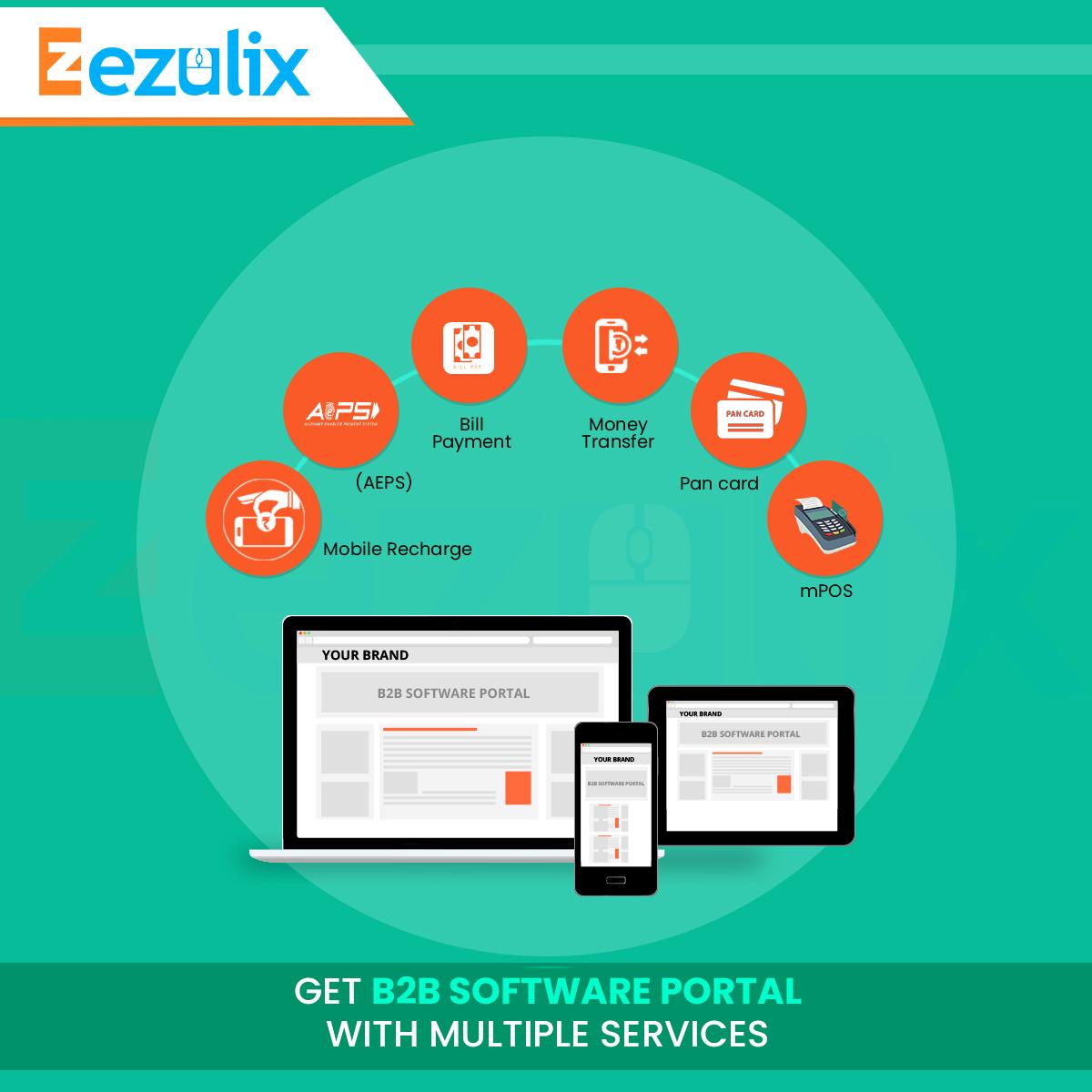 Ezulix - Web Design and Mobile App Development: b2b software