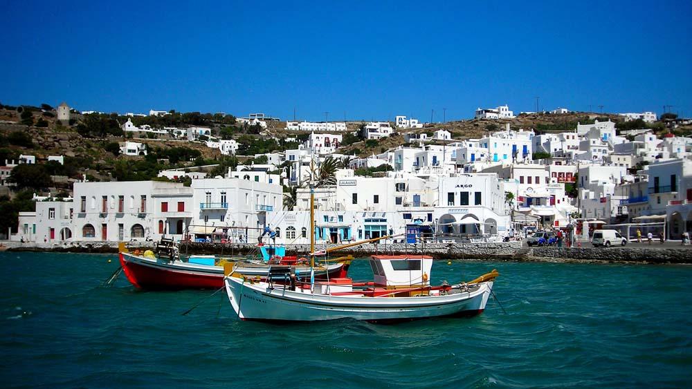 Mykonos | Ilha na Grécia