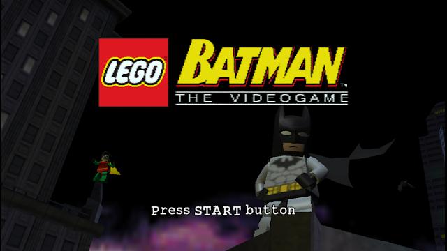تحميل لعبة ليجو باتمان  BatMan legos لأجهزة psp ومحاكي ppsspp