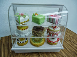 Miniature Cakes Making