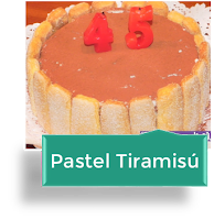PASTEL TIRAMISÚ