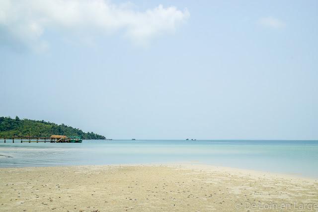 Palm Beach - Koh Rong - Cambodge