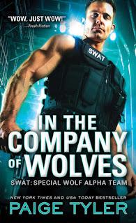 werewolf romance, SWAT, paranormal romance