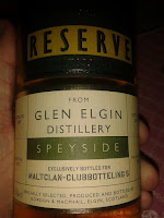 Gordon & Macphail Glen Elgin for Maltclan
