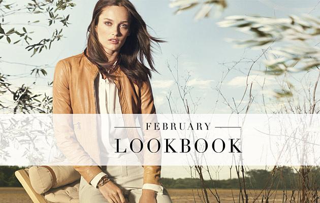 05047438fbcb Massimo Dutti  Lookbook Φεβρουάριος 2013