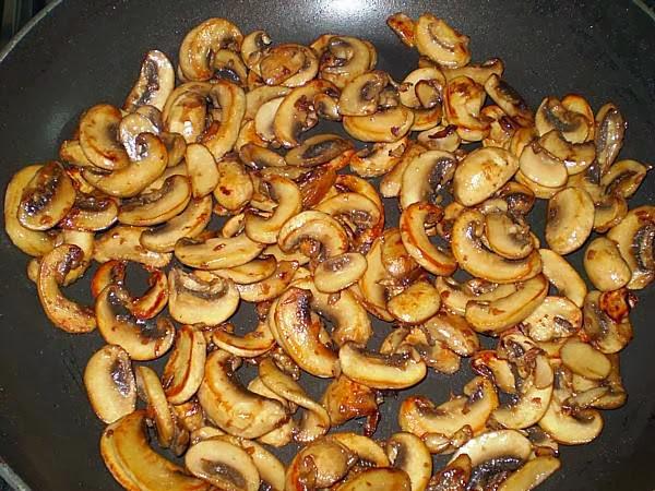 Receita de risoto com cogumelos cremoso