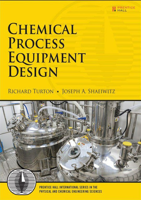 Chemical Process Equipment Design chemistry book