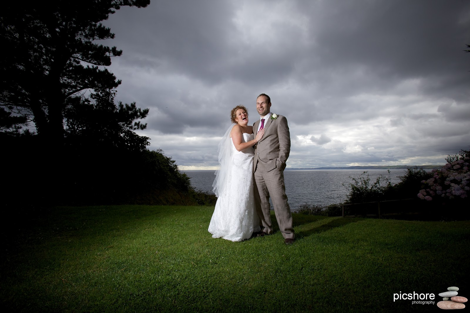 Polhawn Fort Cornwall Wedding Pics Photography Photographer
