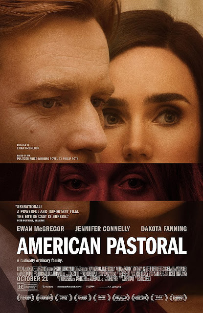 Sinopsis Film American Pastoral (2016)