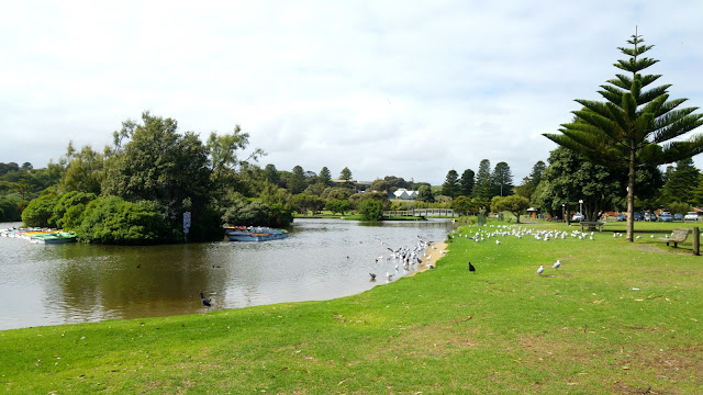 Lake Pertobe Warrnambool