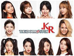 Lyric : Red Queen - Attention (OST. The Idolmaster KR)