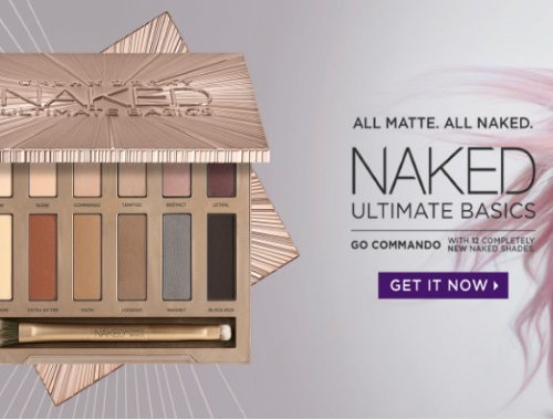 Urban Decay 10% Off Promo Code