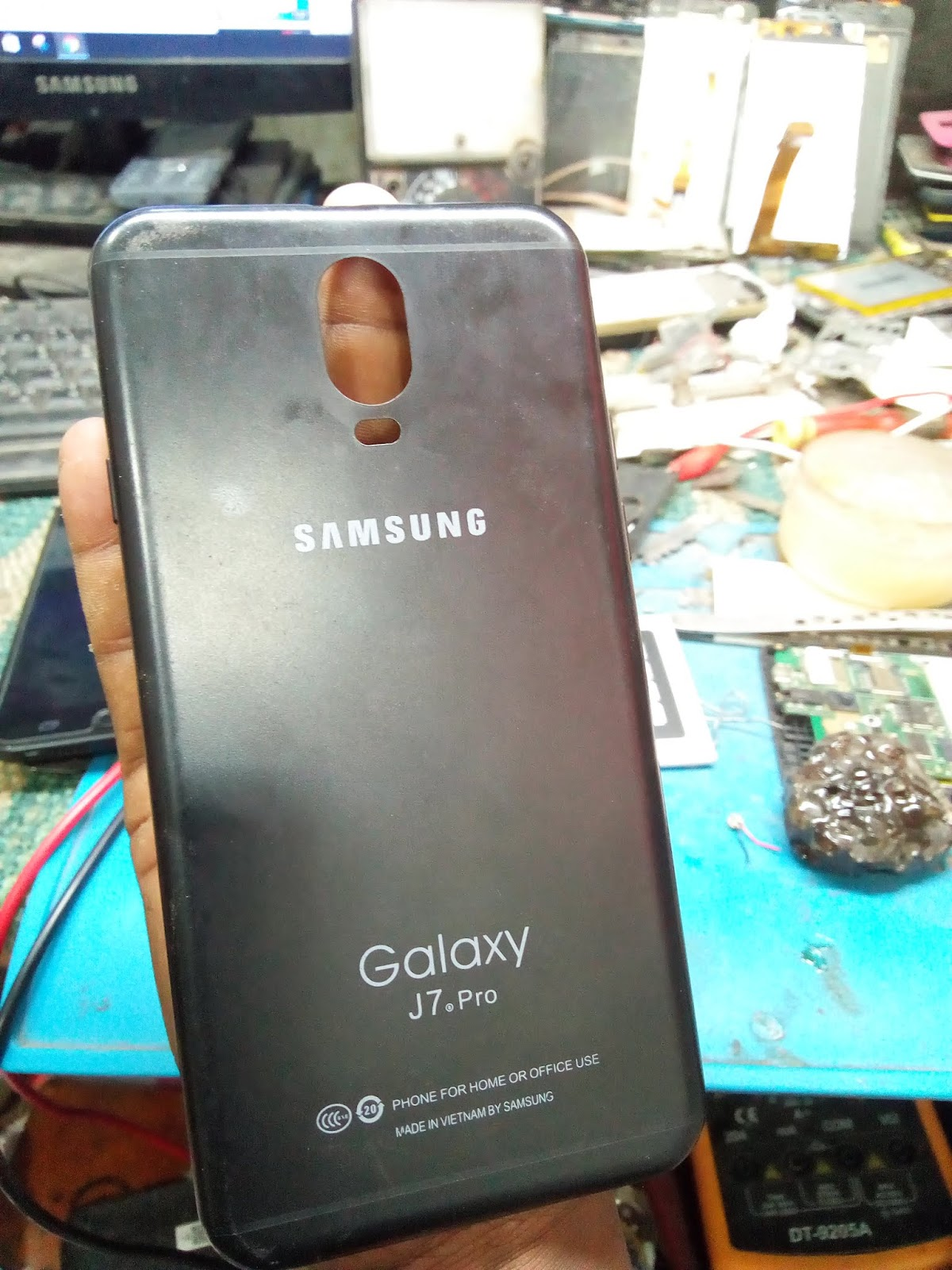 ๑۩۞۩๑ GSM SUJON ๑۩۞۩๑ : Samsung Copy J7+ Flash File Mt6580