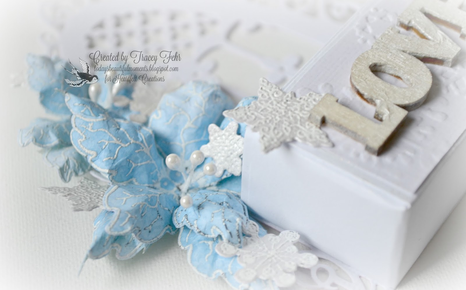Winter Wedding Favor Box... - Today\'s Beautiful Moments...Tomorrow\'s ...
