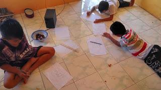 Belajar Kaligrafi
