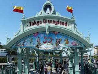 Gambar Wisata Jepang Tokyo Disneyland