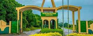 The Oke-Ogun Polytechnic Saki Admission List