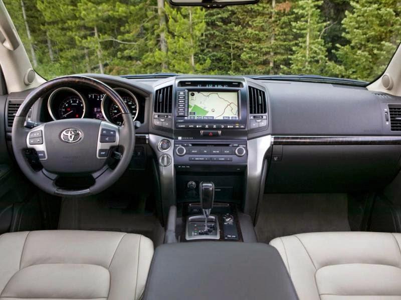 цена Тойоты Лэнд Крузера 200 и характеристики