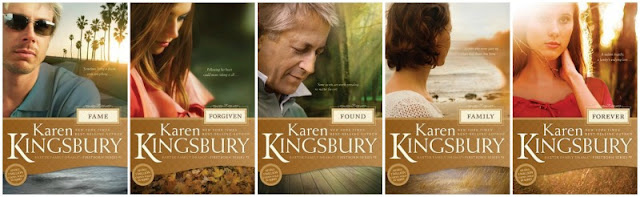 firstborn series karen kingsbury