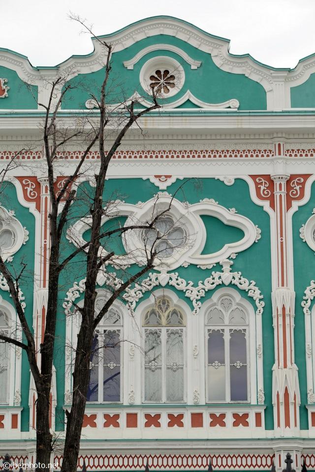 мавританский стиль в архитектуре фото