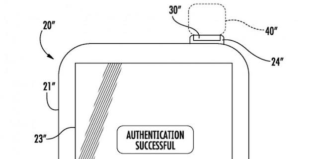 Sensor de huellas para el iPhone 8
