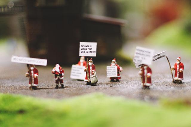 Model Santa