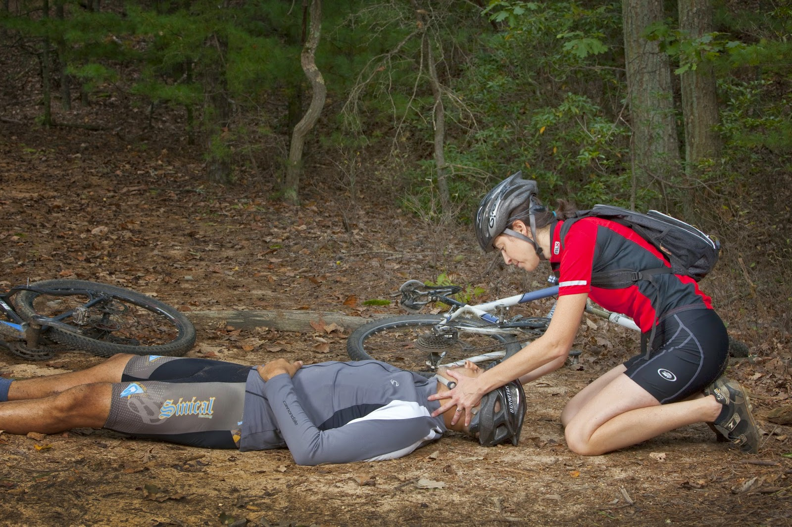 DarkeJournal.com: American Red Cross Goes to the Woods With Wilderness and  Remote First Aid