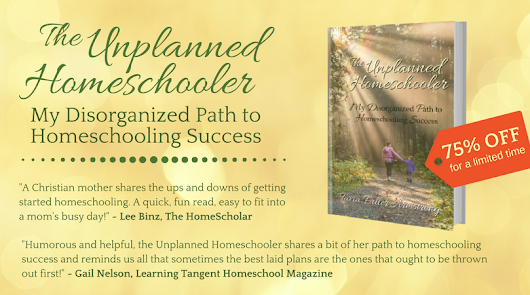 My Disorganized Path to Homeschooling Success - on sale now!
