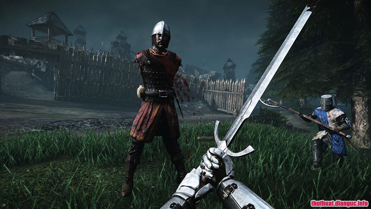 Tải game Chivalry Medieval Warfare miễn phí