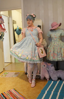 sweet lolita fashion kawaii cute