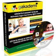 Pratik YGS Coğrafya Eğitim Seti 13 DVD + Rehberlik DVD Seti