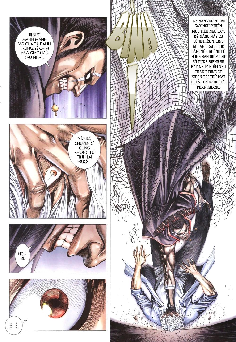 Đại Quân Phiệt chap 9 trang 12