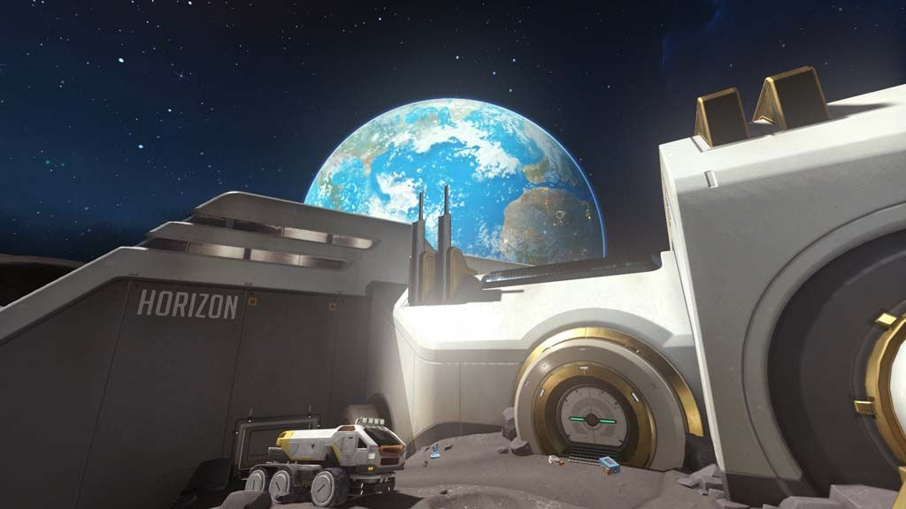 Overwatch Goes to the Moon with Horizon Lunar Colony Map
