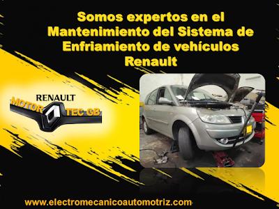 Sistemas de Enfriamiento Renault