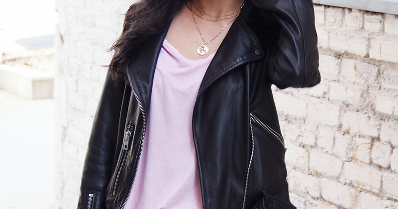 quality products reasonable price hot-selling professional AllSaints Balfern Leather Jacket 1 Year Review | Simply Nancy