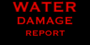 WATER DAMAGE Restoration Services and Contracting Companies