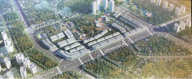 Toàn cảnh dự án Louis City