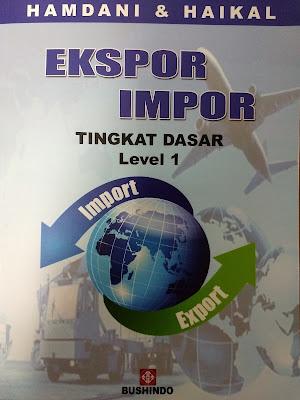 Buku Ekspor-Impor Tingkat Dasar Level 1