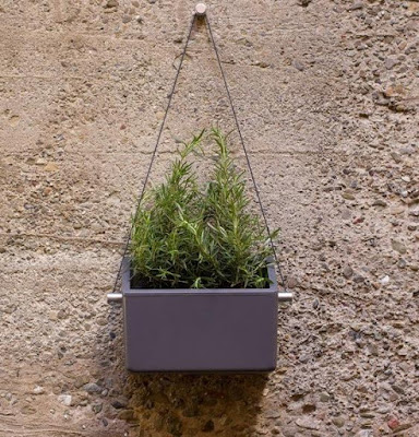 Cable Wall Planter