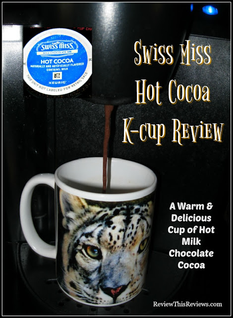 Swiss Miss Hot Cocoa k-cups are the best hot chocolate in a k-cup. After trying several brands, I finally found a delicious milk chocolate hot cocoa mix k-cup.
