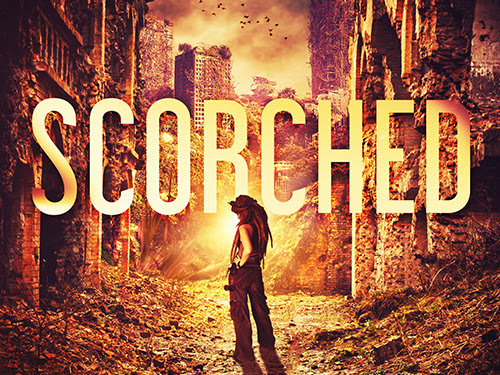 Scorched: The Last Nomads Releases 10/18. Sneak Peek of Chapter 1